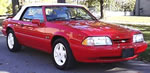 1992 Mustang Feature Car