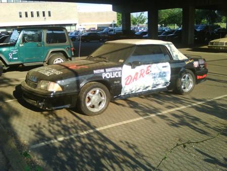 D.A.R.E. Mustang
