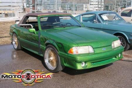 Monster Garage Switch Blade Mustang on ebay