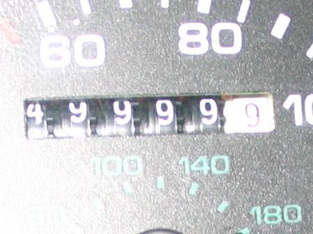 49,999 miles